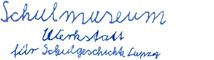 Logo Schulmuseum