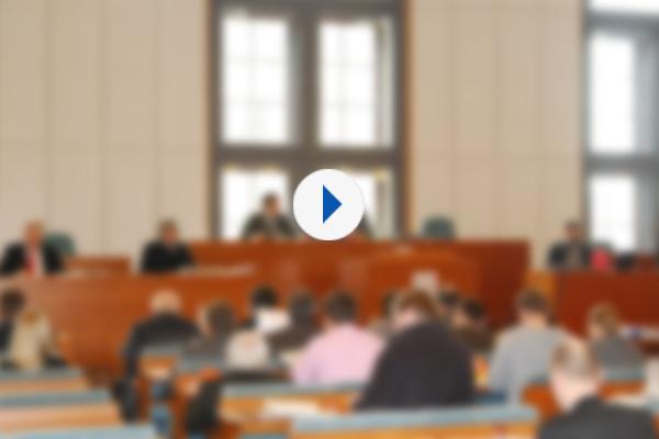 Livestream Ratsversammlung