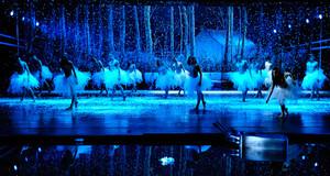 """Szene aus dem Ballett """"Mörderballaden"""""""