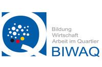 Logo BIWAQ - Bildung, Wirtschaft, Arbeit im Quartier