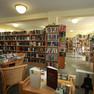 Bibliothek Wiederitzsch - Blick in die Bibliothek