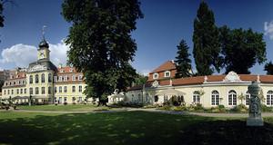 Panorama Gohliser Schlösschen
