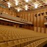 Zuschauerraum Oper Leipzig (ohne Publikum)