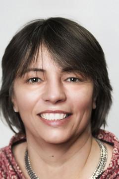 Bild wird vergrößert: Porträtfoto von Stadträtin Dr. Gesine Märtens