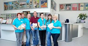 Team der Tourist-Info, Katharinenstraße
