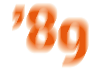 Bild wird vergrößert: Logo Herbst '89