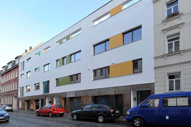 Stadthäuser Weißenfelser Straße