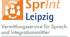 Logo SprInt Leipzig - Vermittlungsservice für Sprach- und Integrationsmittler