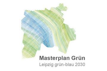 Bild wird vergrößert: Logo Masterplan Grün