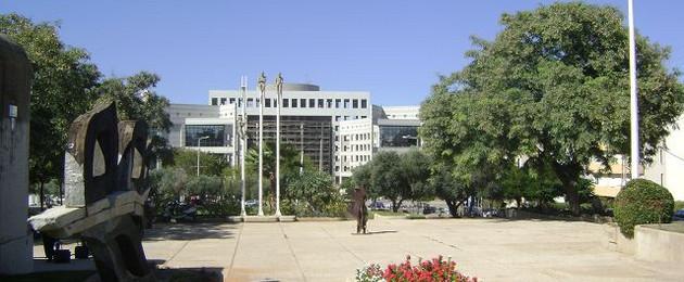 Herzliya townscape