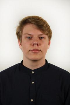 Bild wird vergrößert: Porträtfoto von Moritz Kunze