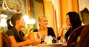 Essen und Trinken in Leipzig. Restaurant, Ausgehen