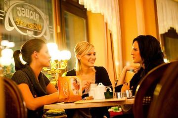 Bild wird vergrößert: Essen und Trinken in Leipzig. Restaurant, Ausgehen