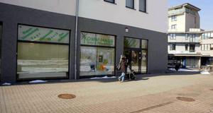 Gebäudeansicht KOMM-Haus in Grünau