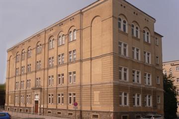 Bild wird vergrößert: Gebäudeansicht Oberschule - Georg-Schumann-Schule