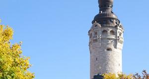 Turm des Neuen Rathauses