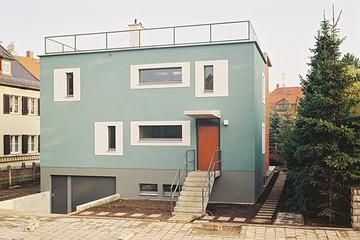 Bild wird vergrößert: Gebäudeansicht Haus Köhler