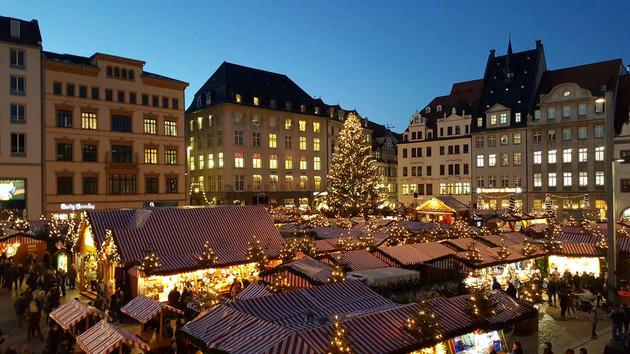 Leipziger Weihnachtsmarkt.Weihnachtsmarkt Leipzig Fotos Und Videos Stadt Leipzig