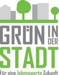 Logo Grün in der Stadt