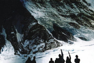 Bild wird vergrößert: Mount Everest Panorama at the Asisi Panometer