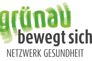"""Bild wird vergrößert: Logo des Projektes """"Grünau bewegt sich"""""""