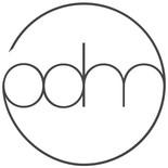 Logo von Pro Digitales GmbH. Die Buchstaben pdm sind in einem Kreis angeordnet.