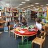 Bibliothek Gohlis - Kinder lesen in der Kinderbibliothek
