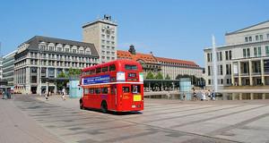 Augustusplatz Stadtrundfahrt