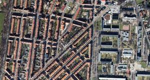 Luftbild Klimagebiet Alt-Schönefeld