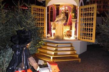 Bild wird vergrößert: Leipziger Weihnachtsmarkt - Märchenland Rumpelstilzchen