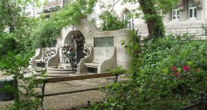Märchenbrunnen am Dittrichring
