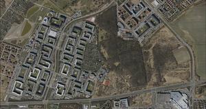 Grundkarte der Geobasisdaten - Luftbild von 2013 1:10000