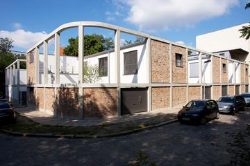 Bild wird vergrößert: Gartenhofhäuser in der Audorfstraße