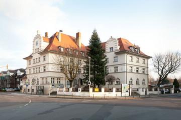 Bild wird vergrößert: Gebäude des ehemaligen Gemeindeamtes in Molkau