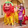 Drachen zum Chinesischen Frühlingsfest im Neuen Rathaus 2012
