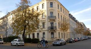Sanierungsgebiet Eutritzsch Wilhelminenstraße