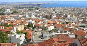 Thessaloniki rooftops