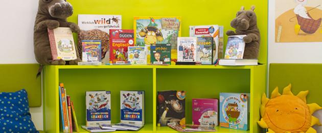 Medientipps der Kinderbibliothek