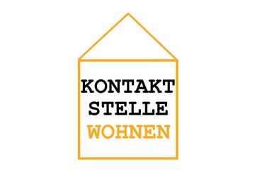 Bild wird vergrößert: Logo Kontaktstelle Wohnen