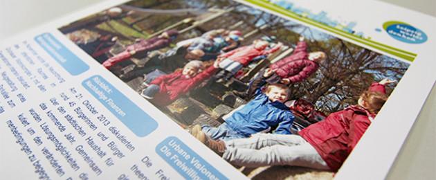 Bild des Newsletters von Leipzig weiter denken