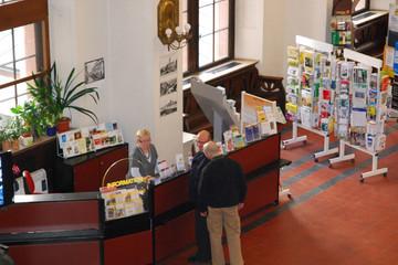 Bild wird vergrößert: Bürgerinformation im Neuen Rathaus