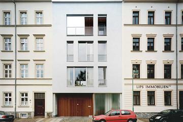 Bild wird vergrößert: Gebäudeansicht Stadthaus Fregestraße