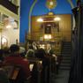 Die Leipziger Synagoge während einer Führung durch Gemeinderabbiner Balla
