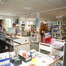 Bibliothek Mockau - Servicetheke