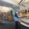 Bibliothek Volkmarsdorf - Servicetheke