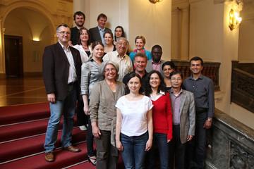 Bild wird vergrößert: Mitglieder des Migrantenbeirates der Stadt Leipzig