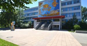 Gebäudeansicht Schule zur Lernförderung - Fritz-Gietzelt-Schule