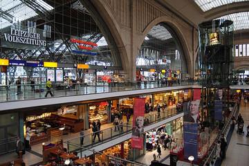 Bild wird vergrößert: Promenaden Hauptbahnhof Leipzig