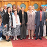 Teilnehmer der Bürgerreise nach Addis Abeba 2011