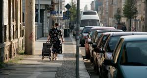 Fußweg Zschochersche Straße
